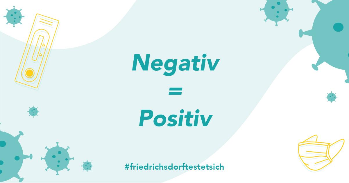 negativ-gleich-positiv